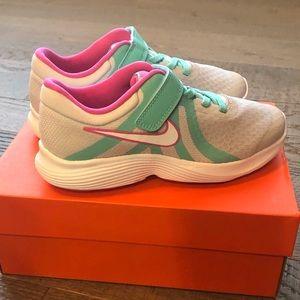 Nike Girls Revolution 4 Shoes